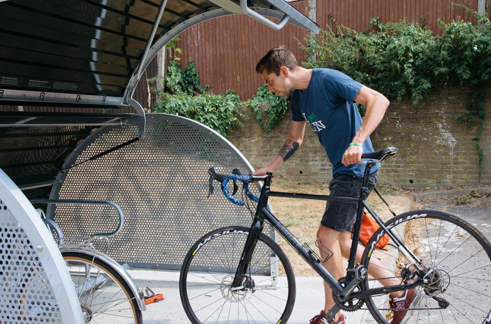 Bikehangar Cyclehoop