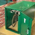 Double Ended Bike Locker