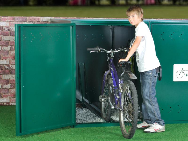 Single Bike Locker