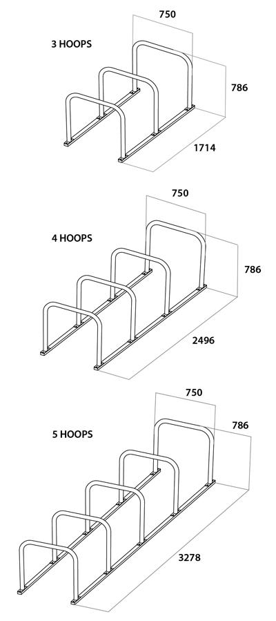 Toast Rack Cyclehoop