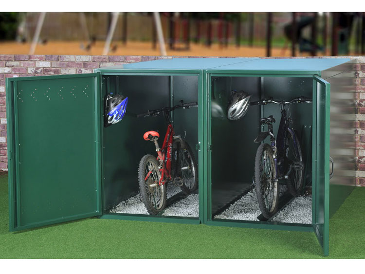 Single Bike Locker Cyclehoop