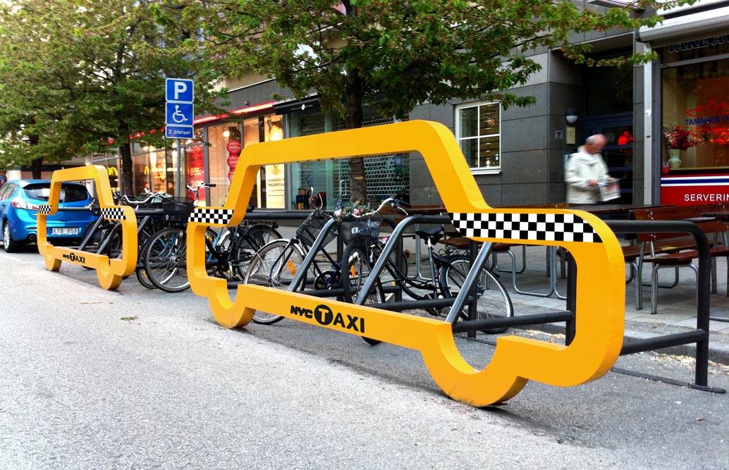 NYC Car Bike Port