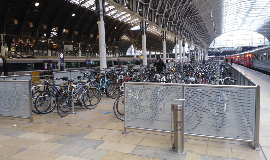 Cyclehoop And Network Rail Announce The Launch Of