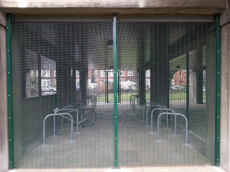 Enclosure in Fulham