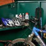 Garden Bike Locker