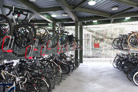 Cyclehoop_OptimaTwoTeirRack1