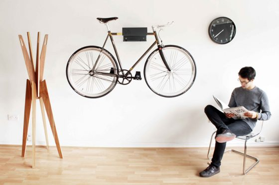 Home Bike Shelf