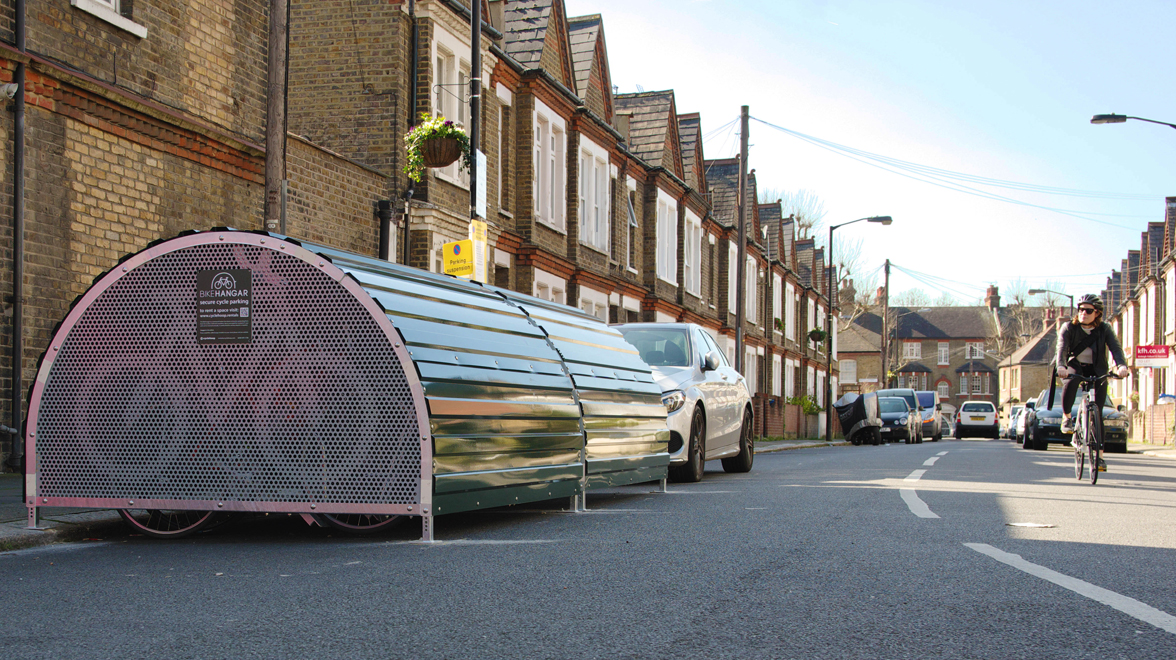 Award Winning Cycle Parking And Infrastructure