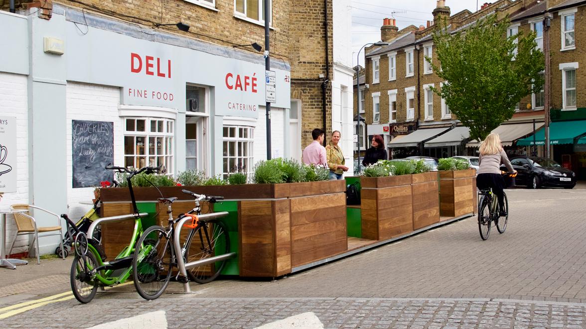 Modern Garage Design Ideas >> Award-winning cycle parking and infrastructure.