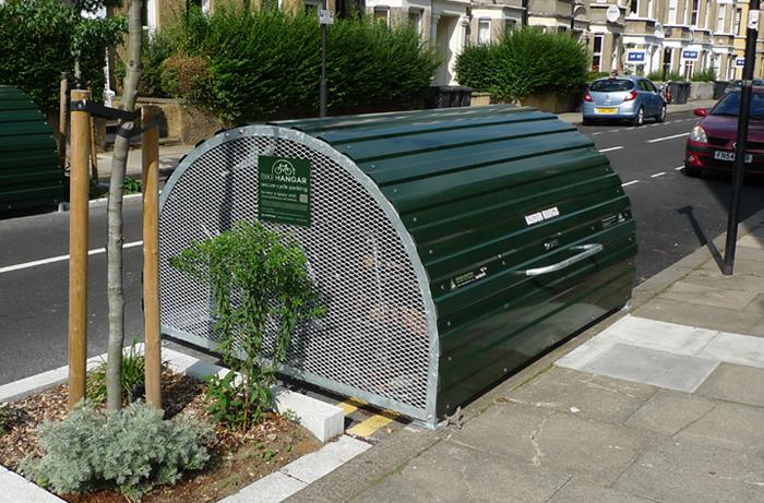 Bikehangar, Shelters and Canopies