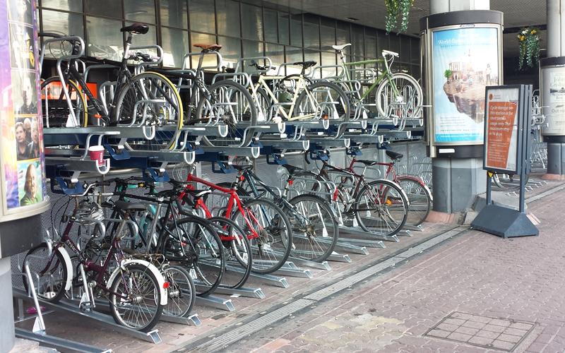 Victoria Stations 100 Strong Cycle And Repair Hub Cyclehoop