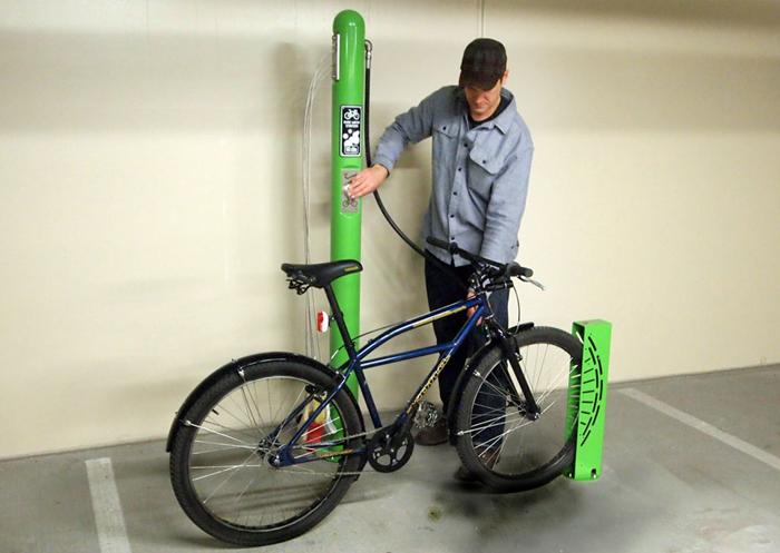 Bike Wash Station Cyclehoop