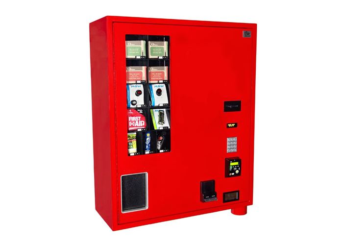 High Security Wall Mounted Vending Machine Cyclehoop