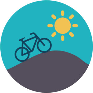 bike-hill